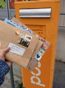 Mailbox, August 2017