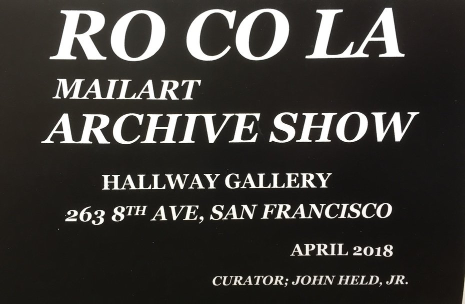 Rocola archive show