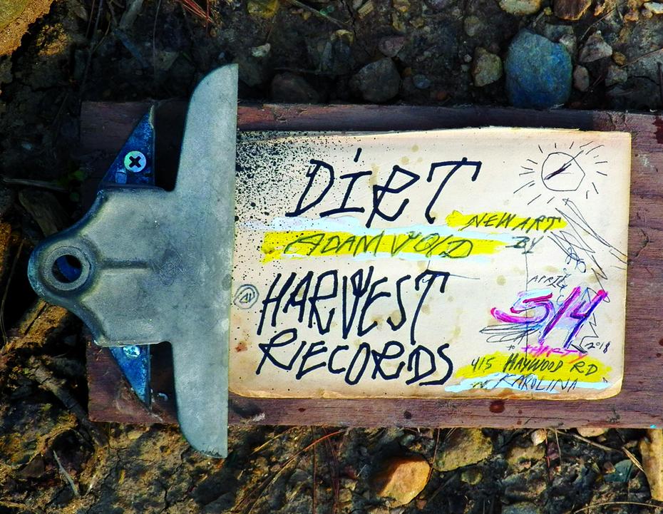 dirt - postcard