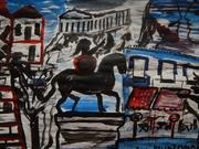 Mail Art Projects: Neighborhood - Spain