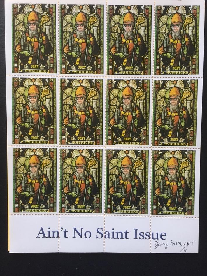 Ain't no saint