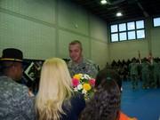 Welcoming Mrs. Morris