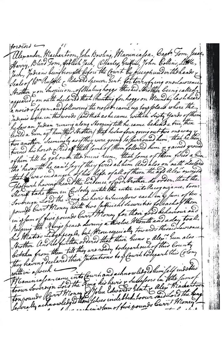 Page 309 Orange County Court Records