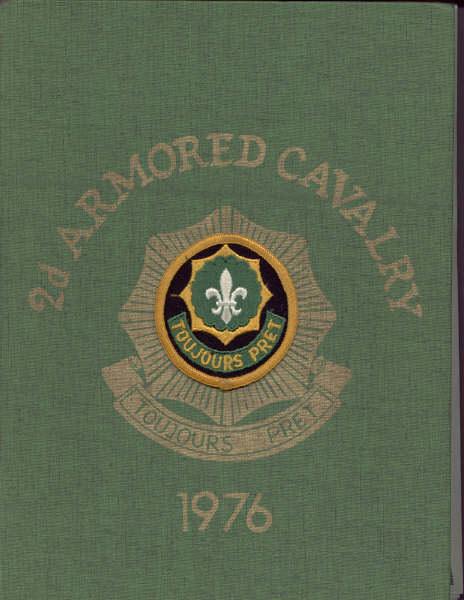 1976 2nd ACR Yearbook Cover