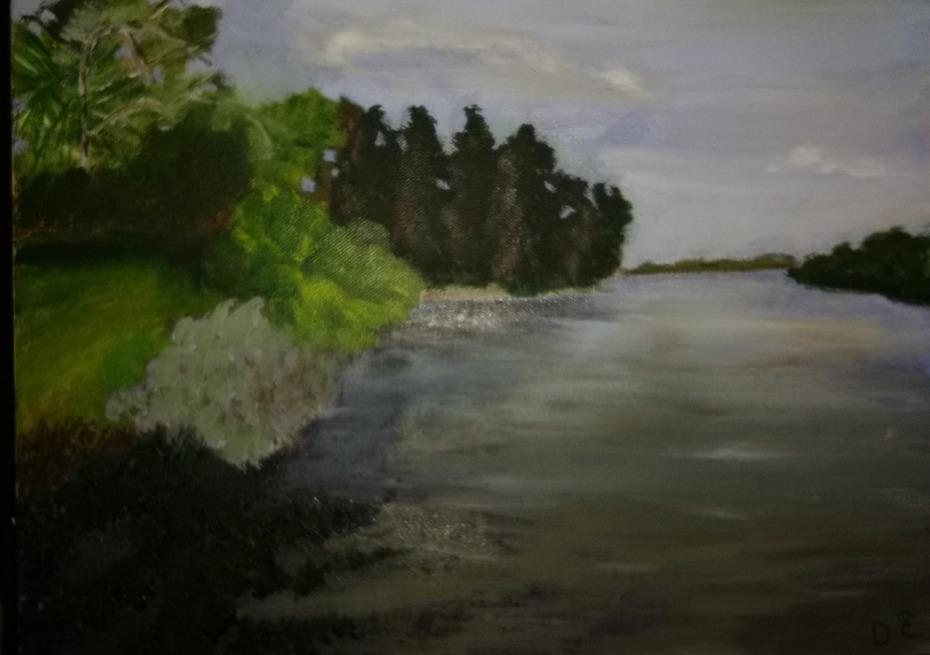 Peaceful Braden River Again