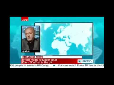 Iran Press TV Removed From U.K-George Galloway Reveals Truth of OFCOM