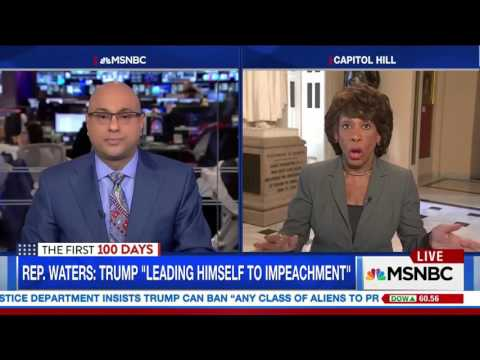 Maxine Waters Goes Crazy AGAIN