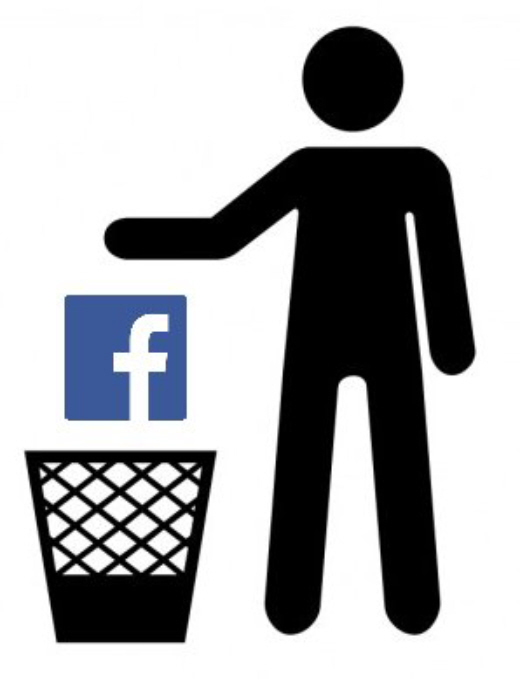 Facebook-trashed