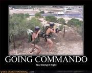 Going Commando (G.C)
