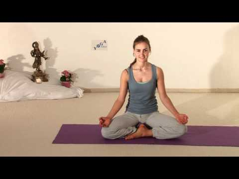 Hand-Mudras for Meditation - silent movie