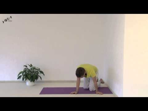 How to do the Scorpion Yoga Posture