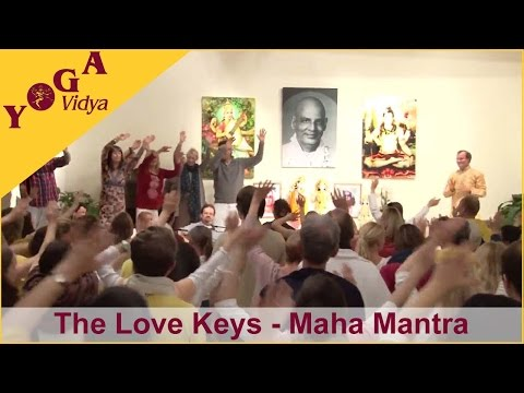 Maha Mantra mit The Love Keys