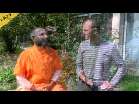 Vedanta Video: Interview with Swami Tattvarupananda about Vedanta JJK Gurukolam Yoga Vidya