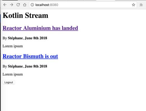 Kotlin Thursdays: Kotlin and Spring Boot - Codetown