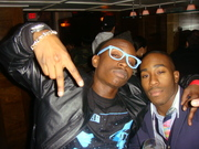 Ant & Dubz ABW Party