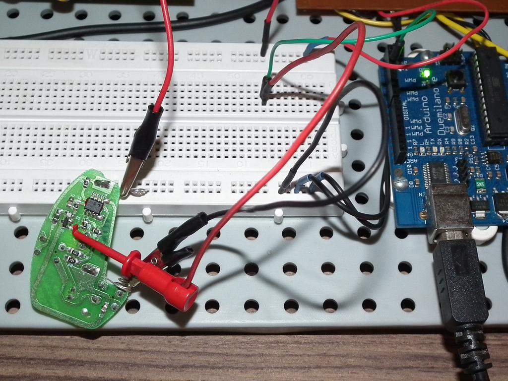 Desvendando Controle Remoto RF - Laboratorio de Garagem