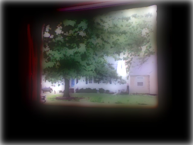 Out the Front Window