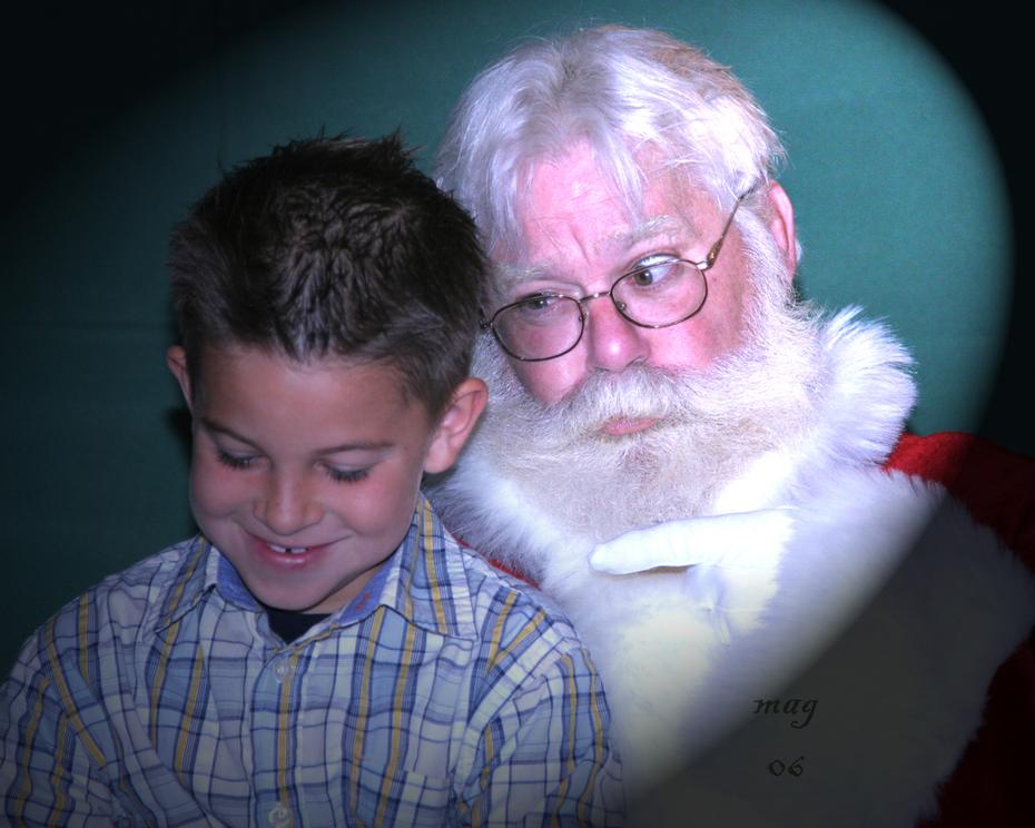 Santa Loves you