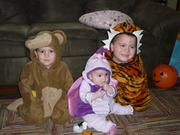 Halloween Honey's