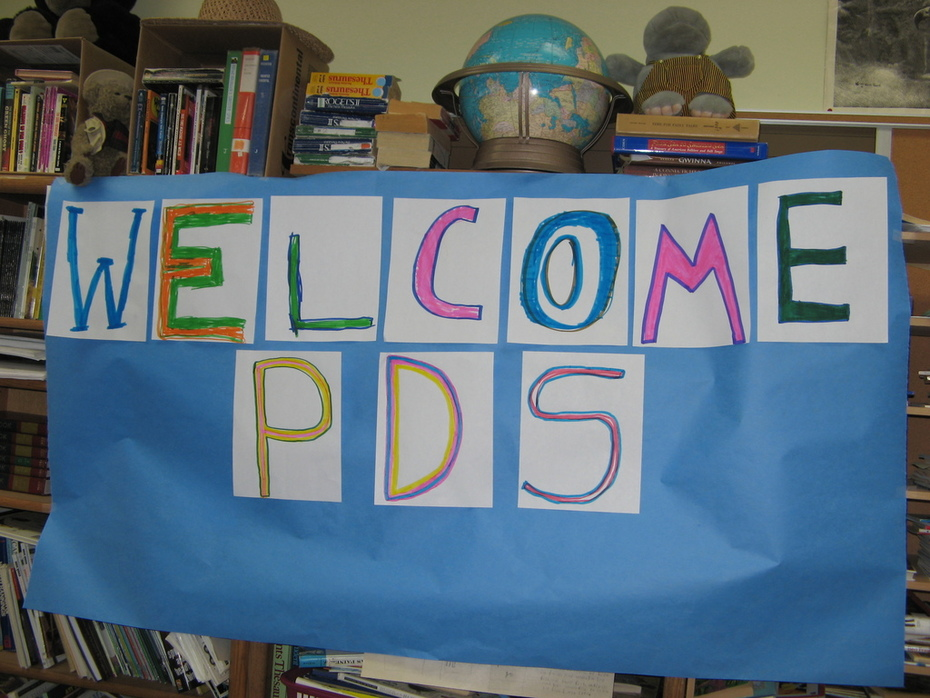 Welcome PDS