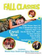 Fall Acting Classes