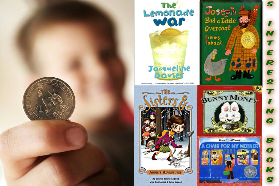 Interesting books on Money Saving