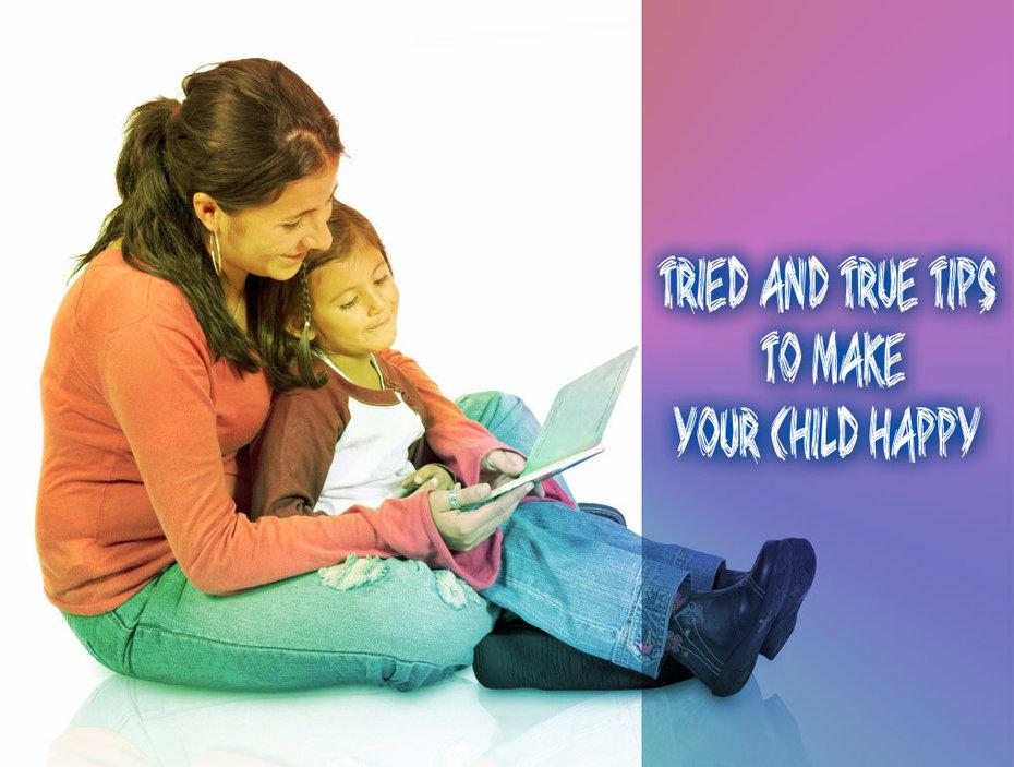 Tips to Make Child Happy 1