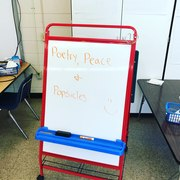 Poetry, Peace & Popsicles