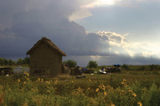 The Little House Stands on the Prairie 2