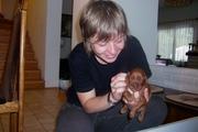 here,puppy puppy :)