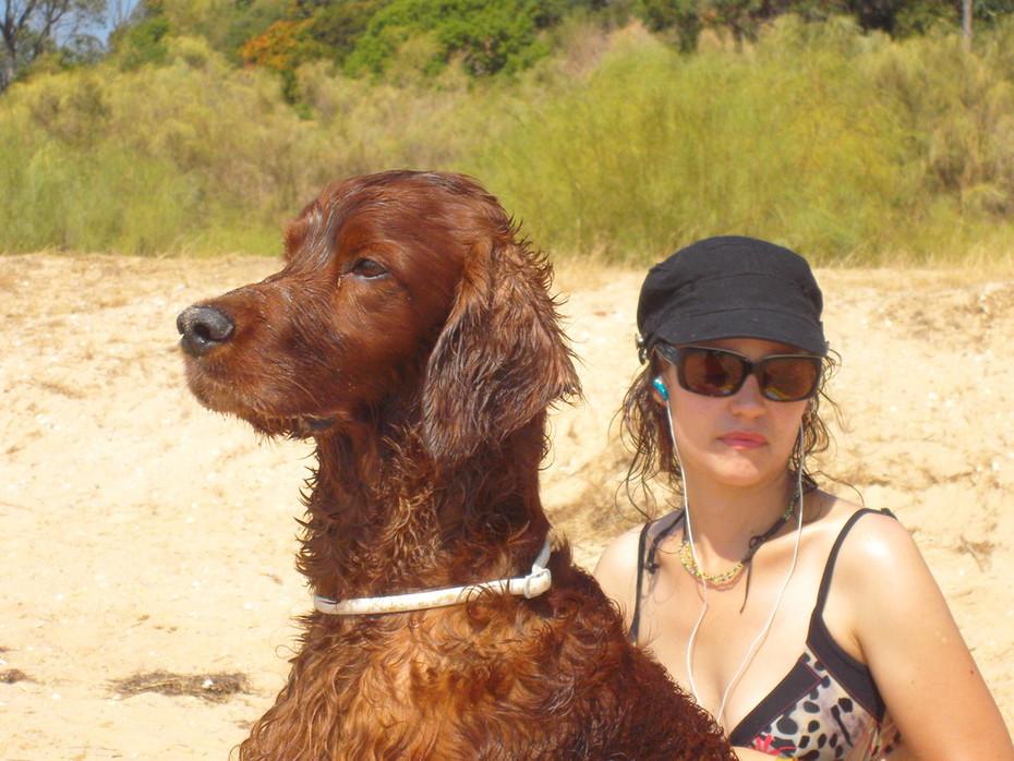 Whale beach 2009