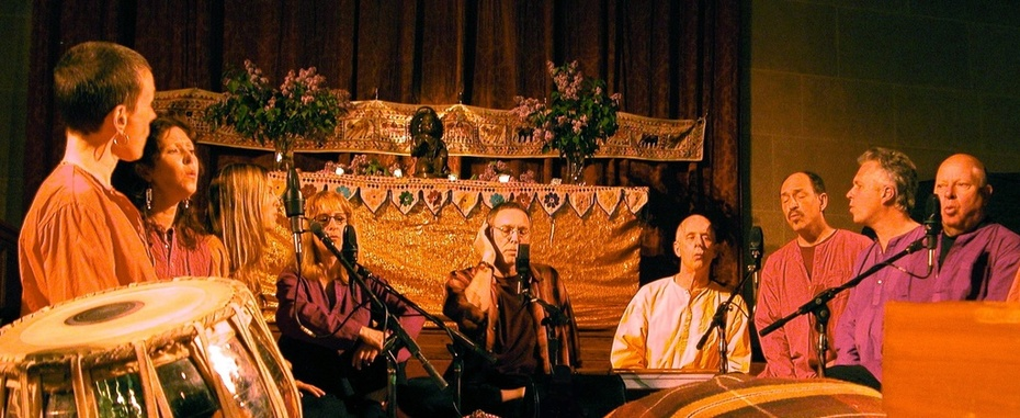 Krishna Das With Prana