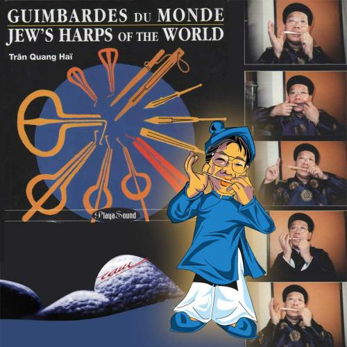 Guimbardes du Monde - Jew's harp of the World