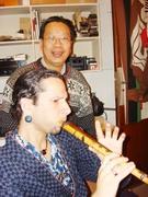 Steev KINDWALD and TRAN QUANG HAI
