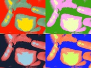 Jew's Harp pop-art by RKiT