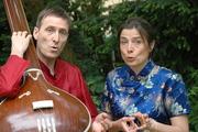 vola voce - Lothar Berger and Claudiha Gayatri