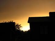 Sunset in Lilla Harrie