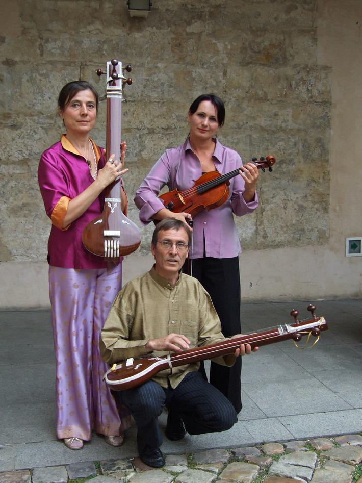 vola voce mit viola, Prag 2009