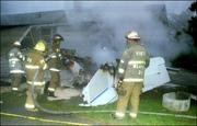 Oct 98 Plane Crash