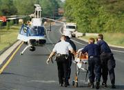 May 1998 BW Pkwy Crash