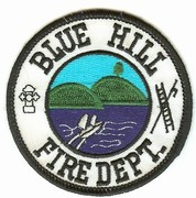 Blue Hill Fire Patch