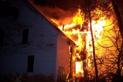 Structure Fire - Sedgwick '06