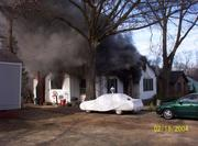 Bon Air house fire