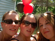 My sister, me, cousin