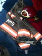New fire coat