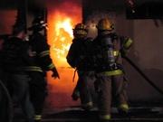 Townhouse Motel Fire