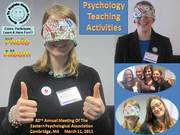 Eastern Psychological Association 82nd Annual Meeting Cambridge MA 2011-03-11 Photo Album