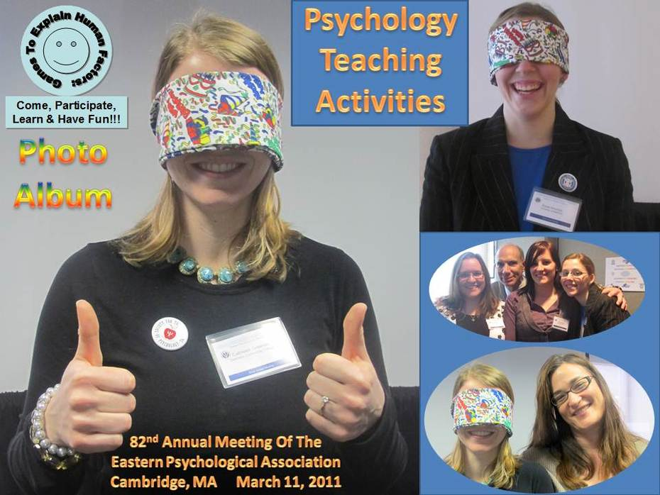 Eastern Psychological Association 82nd Annual Meeting Cambridge MA 2011-03-11 Photo Album