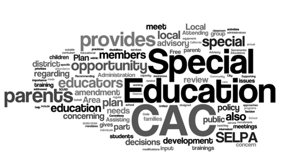CAC wordle HUGE