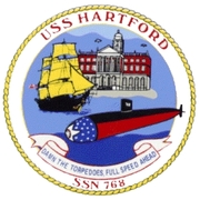 USS HARTFORD SUB